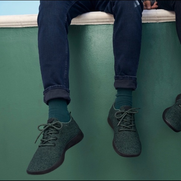 Image result for mens green allbirds